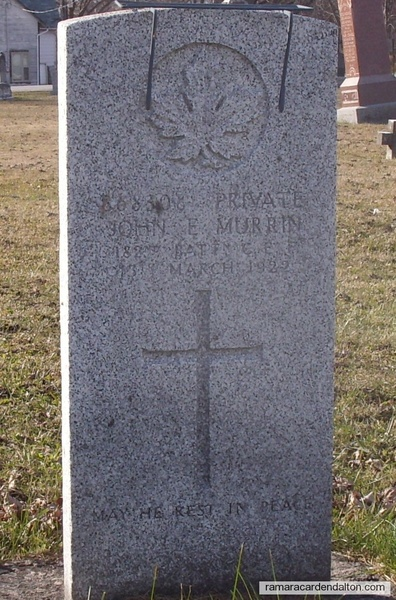 John Edward MURRIN