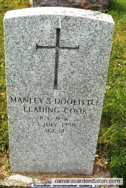 MANLEY S DOOLITTLE