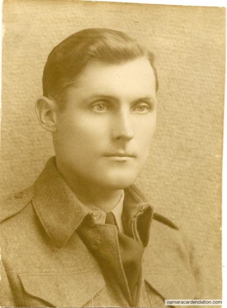 James 'Jim' William Crosby- WWII