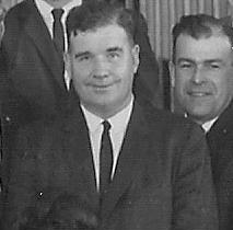 Basil Harrington--Deputy Reeve --Mara--1967