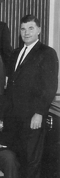 Basil Harrington-- Deputy Reeve--Mara --1965