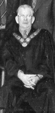 Bill Gillespie --Warden --Ontario County=-=1972