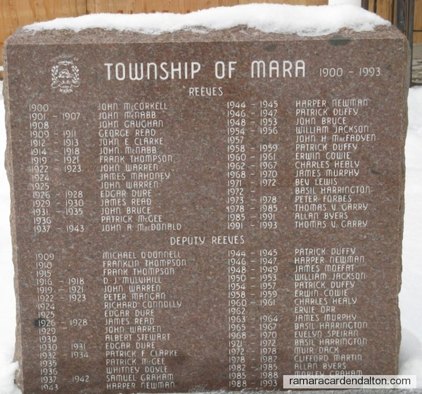 Mara Reeves and Deputy's 1900--1993