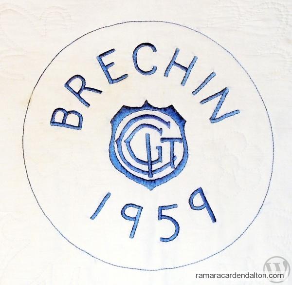 Brechin CGIT