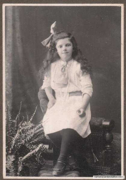 Ethel Alberta May Martin