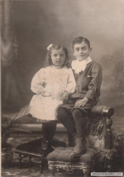 .Helen Speiran Givens and Edgar Speiran