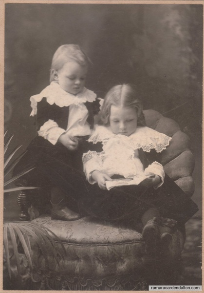 10.Cecil & Garnet Hutchings