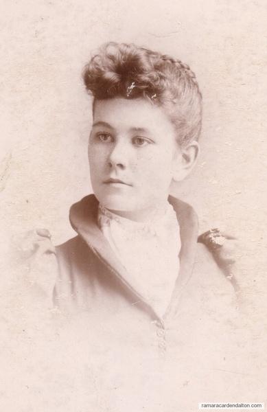 22.Possibly Ida Hutchings Speiran