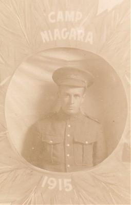 Jack John Herbert Sheffield, K.I.A.