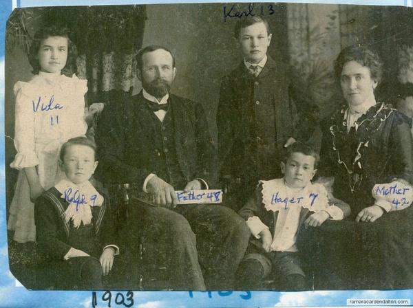 Whitney Family