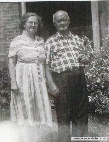 Margaret 'EVELYN' Crosby & Joseph Patrick Quinn