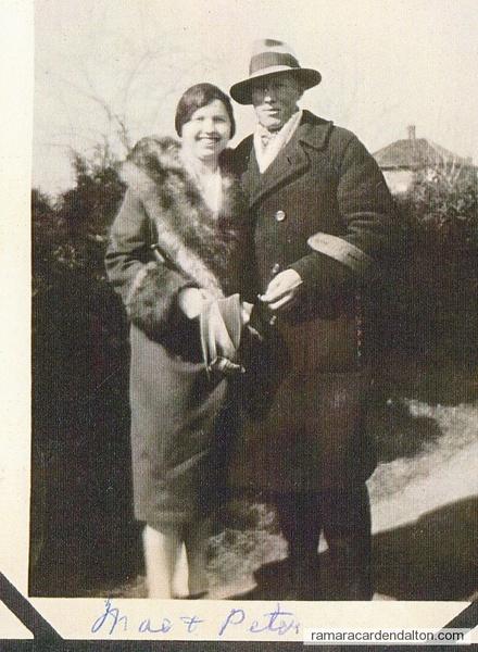 Mae Crosby & Peter J. Maloney