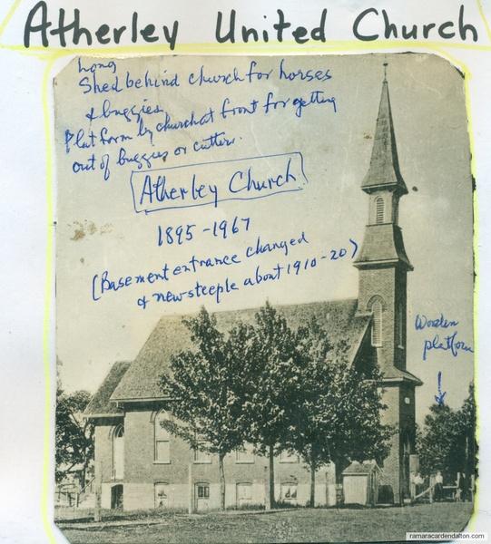 Atherly Church