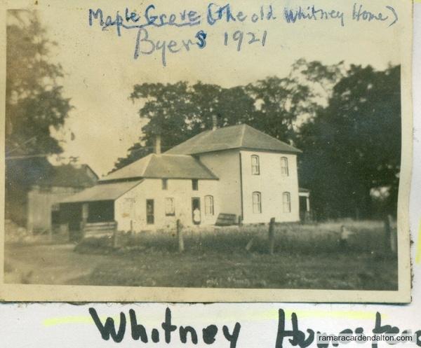 Whitney Homestead