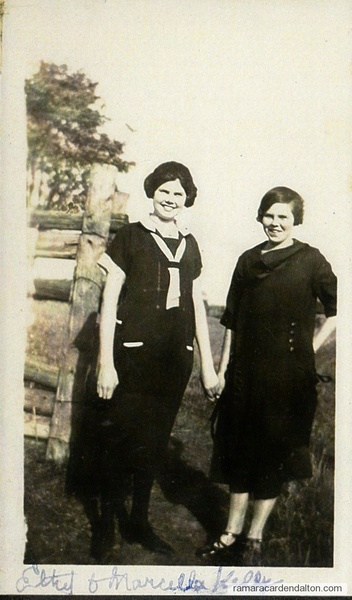 Ethel & Marcella KELLY