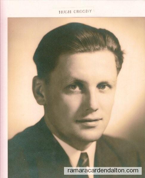 Hugh Albert CROSBY