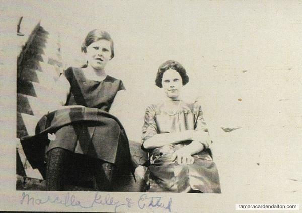 Marcella Kelly & Ethel