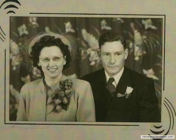 Katherine Crosby & William MacDonald -Wedding