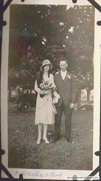 Marcella Kelly & Bob Heitzner