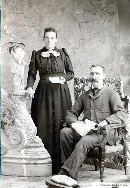 James Page &  Ellen McPhail