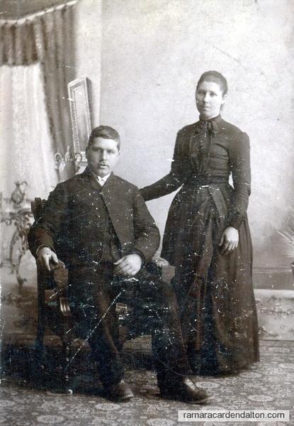 Thomas & Mary Elizabeth Martin