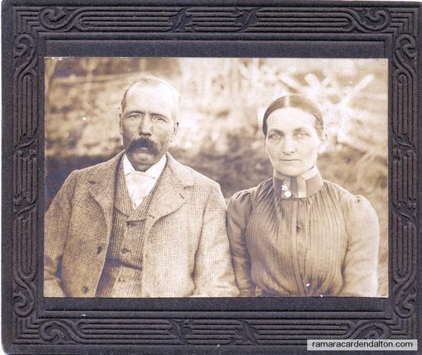 William John Acton & Mary Speiran