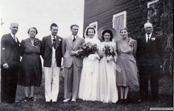Sherdie Mangan & Nita Holmes Wedding