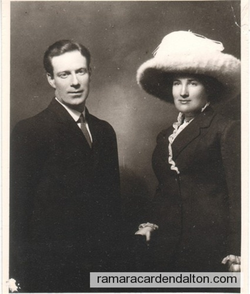 Francis O'Rielly and wife Mary R. O'Donnell