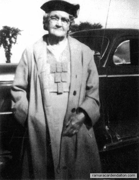 Edna (Brunson) Denne (1879-1965)