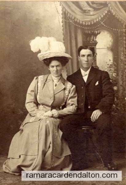 Thomas Frank O'DONNELL & Sarah Ann Murphy