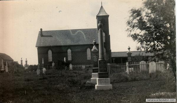 Uptergrove Presbetian Church