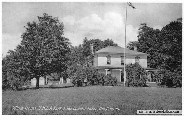 Longford White House
