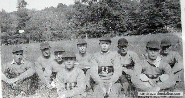 Udney Ball Team --1933