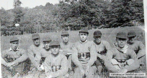 Udney Ball Team --1933