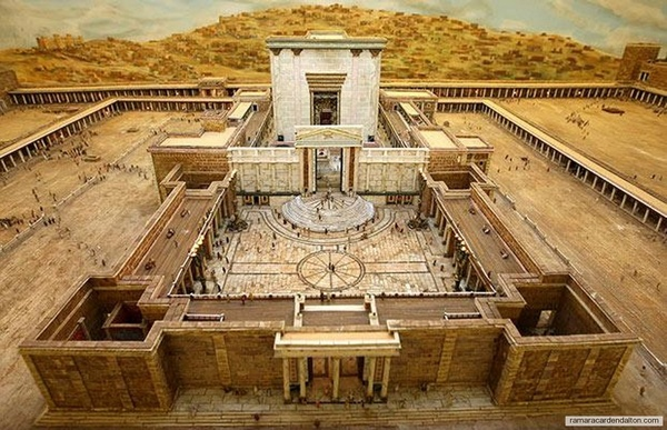 Heriods Temple in Jerusalem