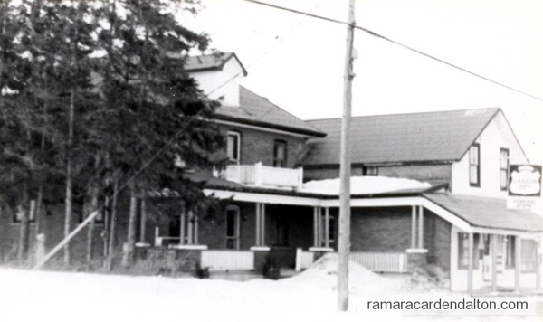 Jim Mahoney's General Store, Uptergrove