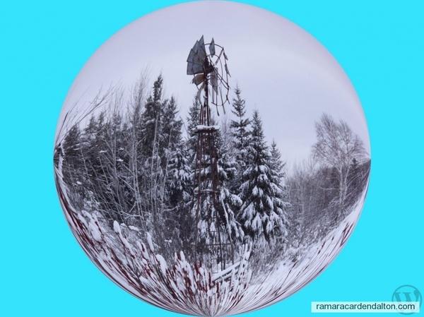 Windmill in Carden