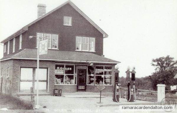 Giles Store Sebright