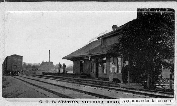 GTR Victoria Road