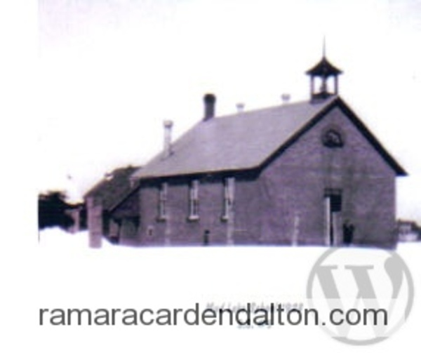 Mud Lake School 1923