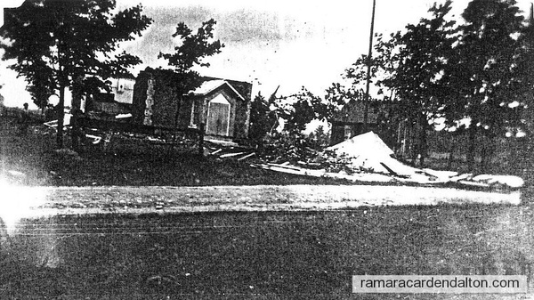 SS 9 Udney (after Tornado)