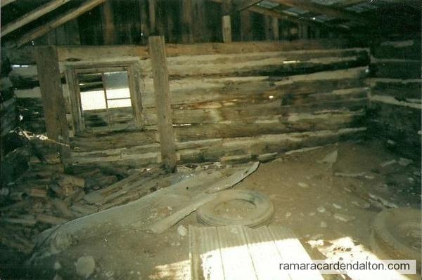 Original Brechin School House  1840--1987