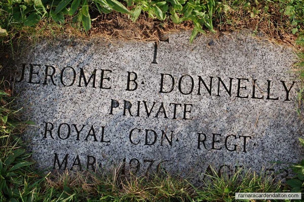 Private Jerome B. DONNELLY