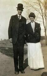 Rial Elmer Simons & Violet Ann Holmes
