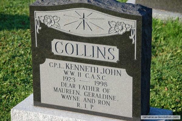 CPL  Kenneth John COLLINS