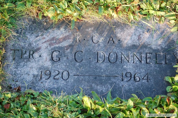 Trooper  Gerald Clement Donnelly