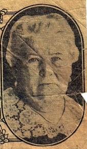 Margaret Ann MOFFATT-- circa 1933