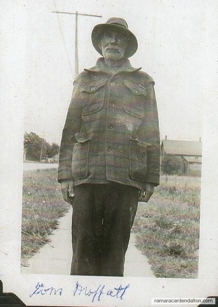 Thomas Moffatt (1859-1944)