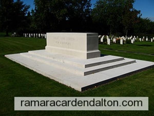 P.O. COOPER/ Harrogate Stonefall Cemetery , Yorkshire, United Kingdom