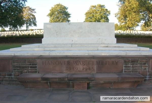 G.J. FERGUSON/ Hanover War Cemetery, Hanover, Germany